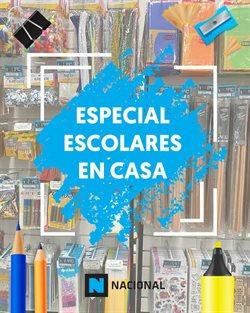 Ofertas de Vuelta a Clases en el catálogo de Librería Nacional ( 13 días más)