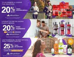 Ofertas de All Nutrition en el catálogo de All Nutrition ( 2 días más)