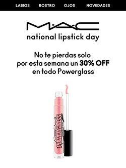 Ofertas de MAC Cosmetics en el catálogo de MAC Cosmetics ( Vence hoy)