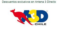 Ofertas de A3D  en el catálogo de Puente Alto