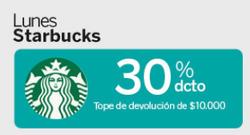 Ofertas de Starbucks  en el catálogo de Santiago