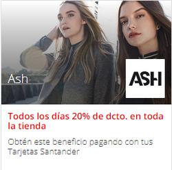 Ofertas de ASH  en el catálogo de Ñuñoa