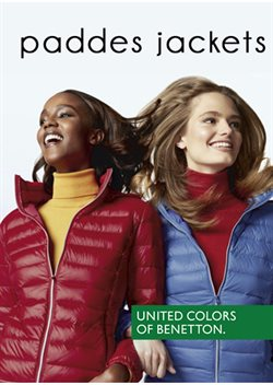 Ofertas de United Colors of Benetton  en el catálogo de Santiago