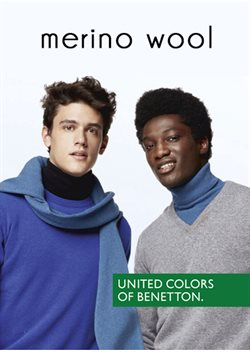 Ofertas de United Colors of Benetton  en el catálogo de Las Condes