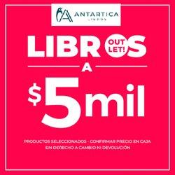 Ofertas de Viajes y Ocio en el catálogo de Librería Antartica ( 2 días más)