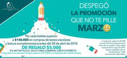 Ofertas de Librería Antartica  en el catálogo de Santiago