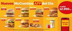 Catálogo McDonald's ( Más de un mes)
