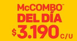 Ofertas de Restaurantes  en el catálogo de McDonald's en Arica
