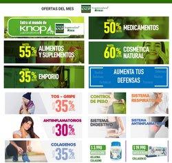 Ofertas de Farmacias Knop en el catálogo de Farmacias Knop ( 6 días más)