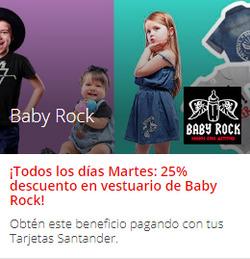 Ofertas de Baby Rock  en el catálogo de Viña del Mar