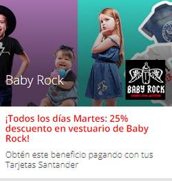 Ofertas de Baby Rock  en el catálogo de La Florida