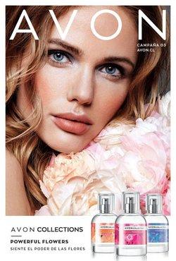 Ofertas de flores en el catálogo de Avon ( 6 días más)