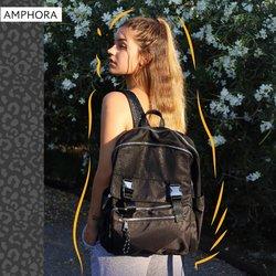 Ofertas de Ropa, Zapatos y Accesorios en el catálogo de Amphora ( Vence hoy)