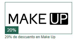 Ofertas de Make Up  en el catálogo de Ñuñoa