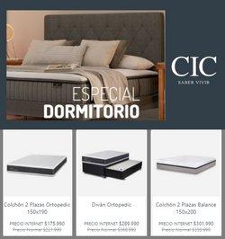 Ofertas de Muebles y Decoración en el catálogo de CIC ( 7 días más)