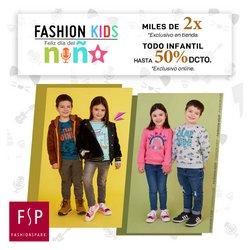 Ofertas de Fashion's Park en el catálogo de Fashion's Park ( 2 días más)