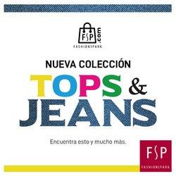 Catálogo Fashion's Park ( Más de un mes)