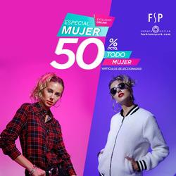 Ofertas de Fashion's Park  en el catálogo de Santiago