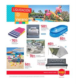 Ofertas de Carpas en Easy