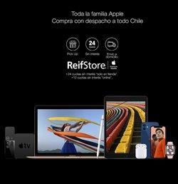 Ofertas de Computación y Electrónica en el catálogo de Reifstore ( 2 días más)