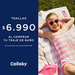 Ofertas de Colloky  en el catálogo de La Florida