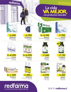 Ofertas de Farmacias Redfarma en el catálogo de Farmacias Redfarma ( 5 días más)