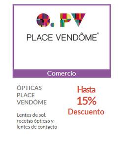 Ofertas de Ópticas Place Vendôme  en el catálogo de Santiago