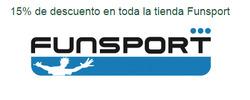 Ofertas de FunSport  en el catálogo de Santiago
