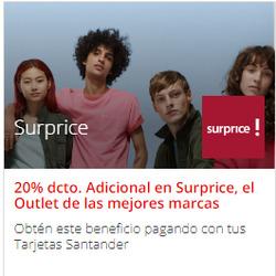 Ofertas de Outlet Surprice  en el catálogo de Quilicura