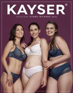 Catálogo Kayser ( Más de un mes)