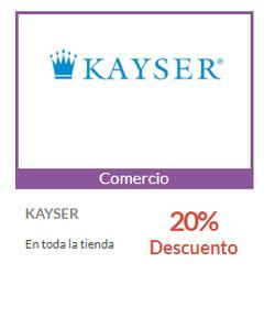 Ofertas de Kayser  en el catálogo de Providencia