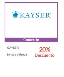Ofertas de Kayser  en el catálogo de La Serena