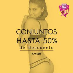 Ofertas de Kayser  en el catálogo de Puente Alto