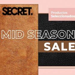 Ofertas de Secret en el catálogo de Secret ( 17 días más)