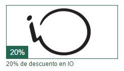 Ofertas de iO  en el catálogo de La Florida