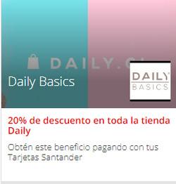 Ofertas de Daily  en el catálogo de Viña del Mar