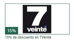 Ofertas de 7veinte  en el catálogo de Santiago