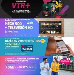Catálogo Vtr ( 3 días más)
