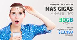 Ofertas de Vtr  en el catálogo de Antofagasta