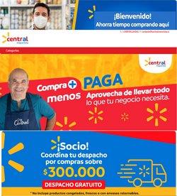 Ofertas de Supermercados y Alimentación en el catálogo de Central Mayorista ( Vence hoy)