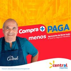 Catálogo Central Mayorista ( Publicado ayer)