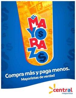 Catálogo Central Mayorista ( 23 días más)