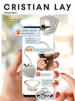 Ofertas de joyas en el catálogo de Cristian Lay ( 4 días más)