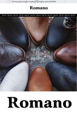 Ofertas de Ropa, Zapatos y Accesorios en el catálogo de Romano ( Vence hoy)