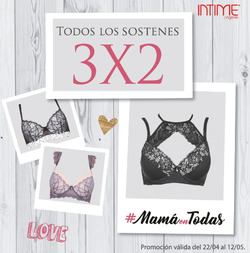 Ofertas de Intime  en el catálogo de Santiago