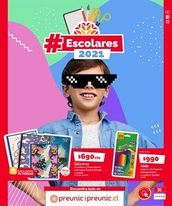 Ofertas de Vuelta a Clases en el catálogo de PreUnic ( Vence hoy)