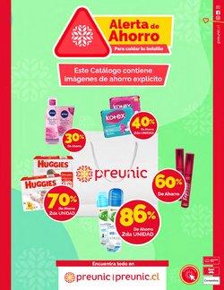 Ofertas de PreUnic en el catálogo de PreUnic ( 5 días más)