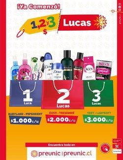 Ofertas de Perfumerías y Belleza en el catálogo de PreUnic ( 22 días más)