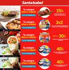 Catálogo Santa Isabel ( 3 días más )