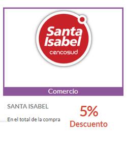 Ofertas de Santa Isabel  en el catálogo de Peñalolén